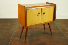 60er Vintage Mini Sideboard Kommode Anrichte Credenza Mid-Century