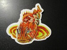 "BALLAST POINT BREWING sculpin logo 3.5"" STICKER decal craft beer brewery"