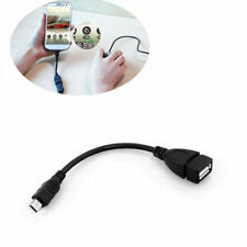 Micro USB2.0 to female usb Host cable mini usb OTG Adapter Cable phone and tabs