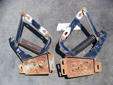 1983 DODGE TRUCK HOOD HINGES 81 82 84 85 86 87 88 89 90  POWER RAM CHARGER