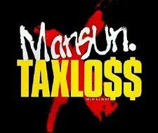 MANSUN Taxloss CD Single Parlophone 1997