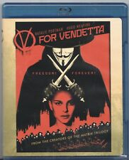 Movie Blu-Ray - V FOR VENDETTA - Pre-Owned - WB