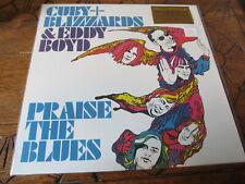 CUBY & BLIZZARDS praise the Blues LP MOV new sealed vinyl record mono 180gr