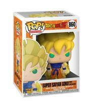 MINT Dragon Ball Z DBZ Super Saiyan Goku First Appearance Funko Pop! Figure #860