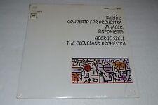 Bartok: Concerto for Orchestra~Janacek: Sinfonietta~George Szell~Columbia MS6815
