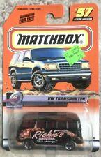 Matchbox VW Volkswagen Van Transporter #57 Richies Pizza