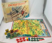 1963 Dogfight Game by Milton Bradley Complete in Very Good Condition FREE SHIP