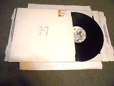 "Buddah / Drum & Bossa by Landslide 12"" LP single PROMO UK IMPORT Drum N' Bass"