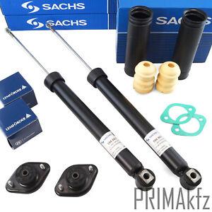 2x Sachs Amortisseur Protection Kit + Lemförder M3 Palier Arrière BMW E36 E46