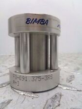 Bimba F0-091 Cylinder Double Acting - Lot Of 3