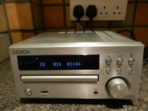 Denon RCD M40DAB CD Player FM/DAB Digital Radio ,USB, REMOTE