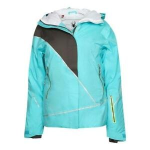 Spyder Women's Pryme Jacket, Ski Snowboarding Jacket Size M, NWT