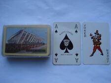 1956 MELBOURNE AUSTRALIE PISCINE OLYMPIQUE souvenir Jeux de cartes à jouer