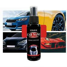 100ML Car Liquid Coating Nano Hydrophobic Polish Paint Wax Strong Repair Spray