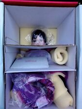 """Marie Osmond Doll  -  """" OLIVE MAY LOVING TRIBUTE """"  -  In Box With COA"""