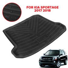 Car Rear Trunk Cargo Tray Floor Cushion Mat Liner For KIA Sportage 2017- 2018