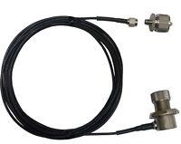 DIAMOND C213SMA Antenna mount cable assembly, UHF SMA 13ft