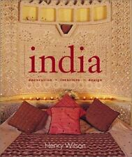 India: Decoration, Interiors, Design by Wilson, Henry