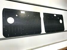 Nissan GQ Y60 PATROL Manual Window UTE/SWB. Rugged ABS Black Door Panels