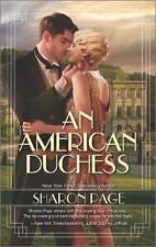 An American Duchess by Sharon Page (2015, Paperback)