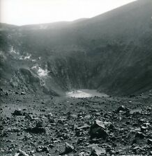VULCANO c. 1960 - Volcan Intérieur du Cratère Îles Éoliennes Italie - Div 12509