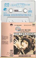 KATE BUSH cassette K7 tape THE DREAMING french pressing 2 C 266-64589