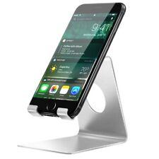 Supporto da tavolo per Cellulare, Stand in Alluminio per Smartphone Apple iPhone