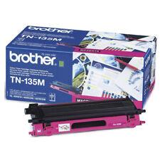 Brother TN135M Jumbo-Toner Magenta Tonerkassette HAMMER TOP NEU !!!