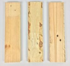 """Reclaimed Rustic Pine Pallet Wood 32 Pieces 12"""" x 3"""" Craft Wood Material Lumber"""