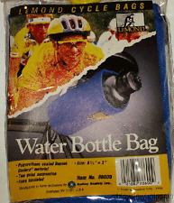 Lemond Water Bottle Bag Cover Blue / Bicycle Water Bottle Holder Blue NEW!