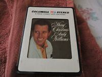 Merry Christmas: Andy Williams 8-Track Tape