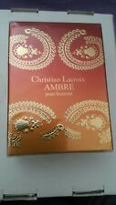 Avon Christian Lacroix Ambre For Him brand new Sealed
