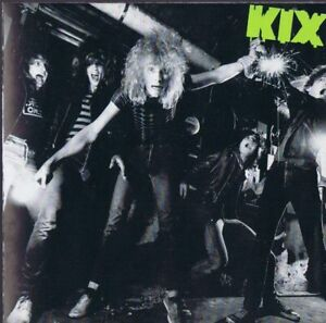 Kix by Kix self-titled (Metal) (CD, 1981, Atlantic (Label))