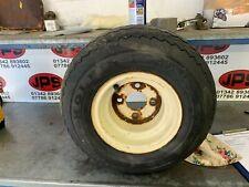 18x8.50-8 wheel + tyre X Ezgo MPT 800 utility cart...£30+VAT