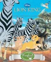 Disney Lion King Magical Story with Lenticular, Harry Styles, Very Good Book