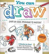 You Can Draw Animals, Cars and Cartoons Brand New Xmas Gift