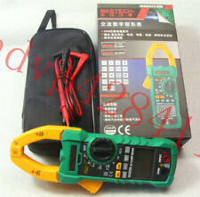 MASTECH MS2015A Digital Clamp Meter AC/DC A/V Res Cap Freq True RMS 1000A B0296