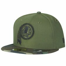 New Era 59Fifty Cap - Washington Redskins wood camo
