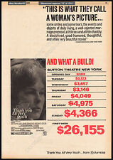 THANK YOU ALL VERY MUCH__Orig. 1969 Trade AD_poster__SANDY DENNIS__IAN McKELLEN