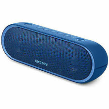 Sony SRS-XB20 Portable Bluetooth Speaker - Blue