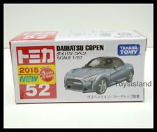 TOMICA #52 DAIHATSU COPEN 1/57 TOMY 2015 April NEW MODEL DIECAST CAR