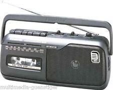 Panasonic RX M 40 Mono Radiorekorder UKW MW-Tuner Kassettendeck Mikrofon NEUWARE