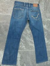 REPLAY BIAGIO STRAIGHT BLUE JEANS W 34 L 32 VERY GOOD CONDITION!!