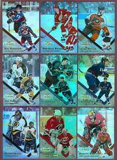 2000-01 TOPPS GOLD LABEL CLASS 1-2-3 NHL HOCKEY CARD 1 TO 100 SEE LIST