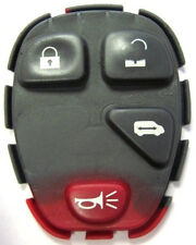 OEM replacement button pad 15788021 keyless remote clicker transmitter key fob