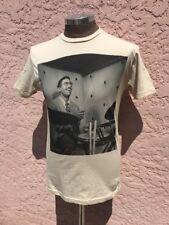 "Max Roach ""Damn Roach Can Drum"" Shirt Medium Cream Color Jazz Nwot"