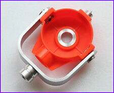 NEW topcon Red mini Single Prism holder female thread (Replace) for 64mm prism
