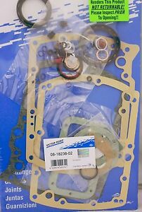 Porsche 356A/B/C & 912, Engine Case Gasket Set Bottom, REINZ