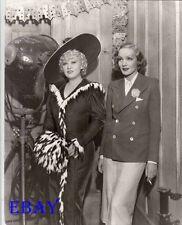 Mae West Marlene Dietrich Photo from Original Negative