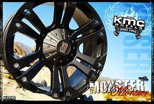 4 - NEW XD Monster 20x10 Matte Black Wheels Ford Chevy Dodge